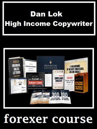 Dan Lok – High Income Copywriter