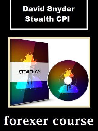 David Snyder Stealth CPI