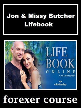 Jon Missy Butcher – Lifebook
