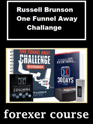 Russell Brunson One Funnel Away Challange